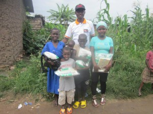 Donate to our charity in Burundi, Africa, and support children's education and welfare programs