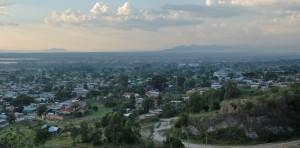 A skyline shot of Burundi