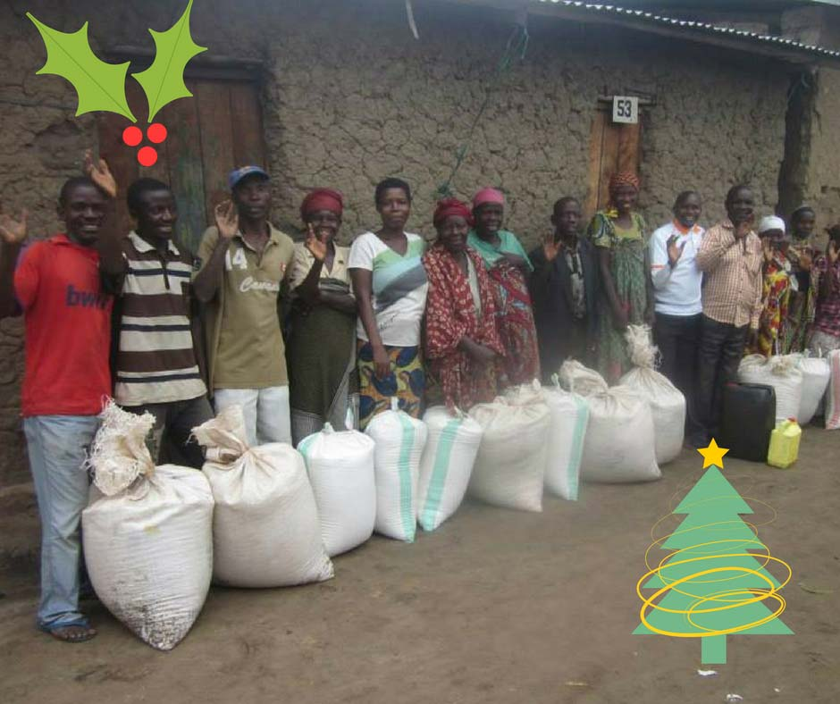 Buy a Bag of Rice, or Beans for a Family: Donation of $70
